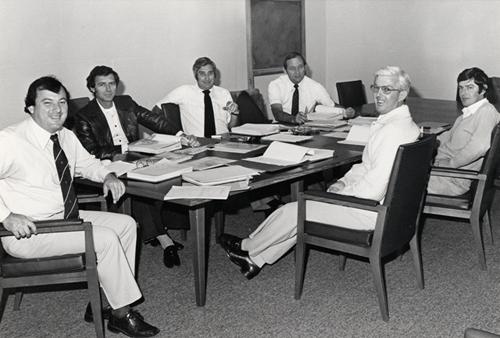 Members of 1980 Cabinet