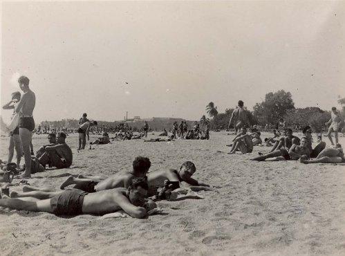 Mindil Beach, 1945