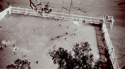 Lameroo Baths, Darwin (situated below the Esplanade), c1939-1941