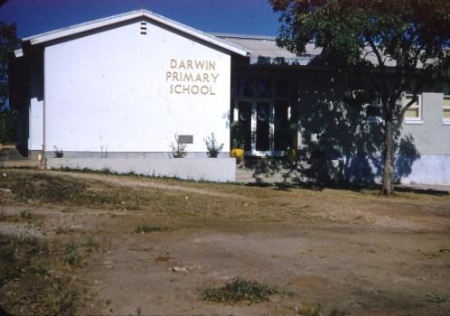 Darwin Primary School, 1957