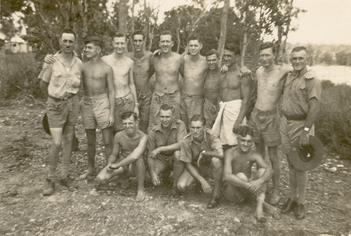 37th Fortress Engineers, Darwin 1939
