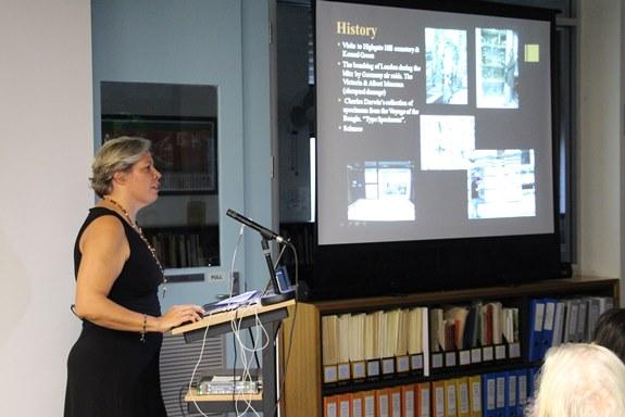 Carol Christophersen, speaker NAIDOC Week Lecture 2016