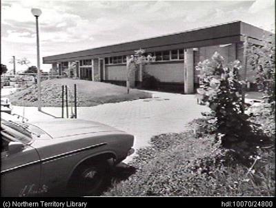New Casuarina Public Library