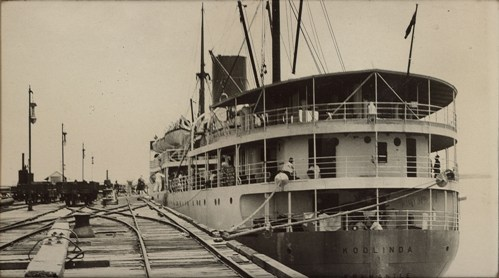 WA Government MV Koolinda