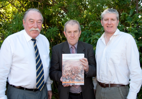 Tom Pauling, Ted Ling and Brendan O'Connor