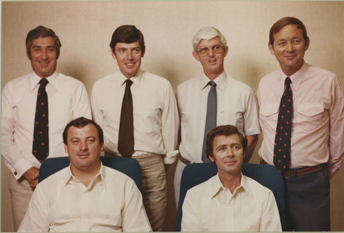 Second Everingham Ministry - 2 January 1979 to 8 March 1979
